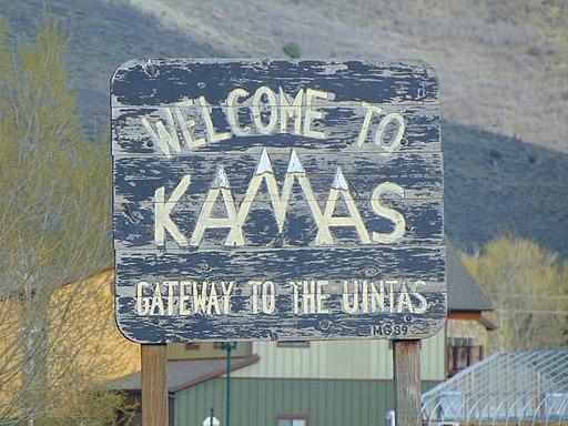 Kamas Utah Area
