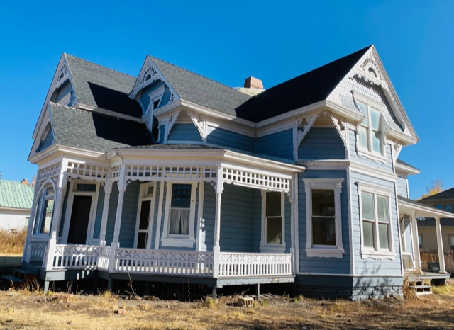 The 1898 House